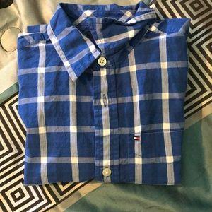 Big boys dress shirt